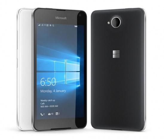 Microsoft Lumia 650: Tüm resmi görüntüler ve özellikler - Page 3