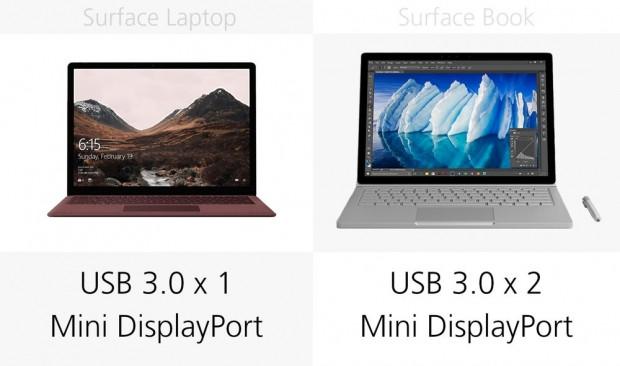 Microsoft Surface Laptop ve Surface Book karşılaştırma - Page 2