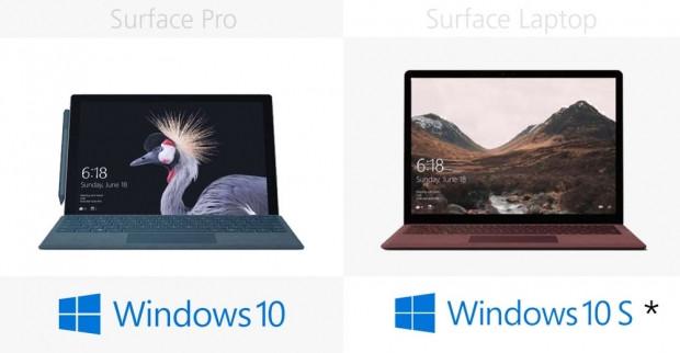 Microsoft Surface Pro (2017) ve Microsoft Surface Laptop karşı karşıya - Page 4