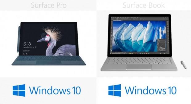 Microsoft Surface Pro 2017 ve Surface Book karşılaştırma - Page 2