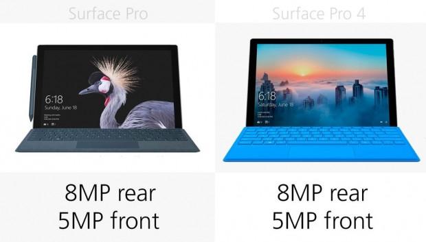 Microsoft Surface Pro 2017 ve  Surface Pro 4 ön karşılaştırma - Page 1