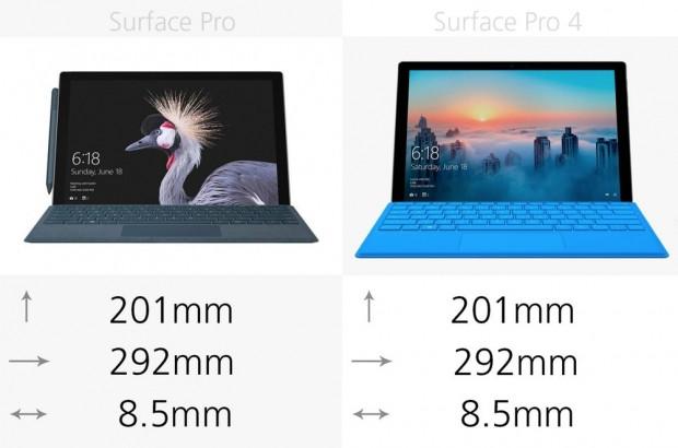 Microsoft Surface Pro 2017 ve  Surface Pro 4 ön karşılaştırma - Page 3