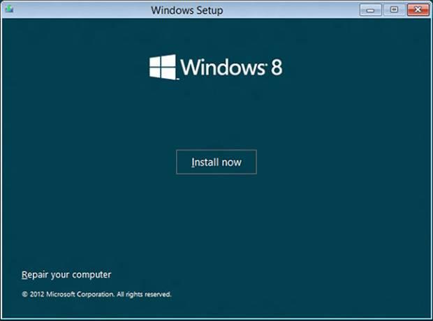 Microsoft Windows 8 - Ön inceleme - Page 1