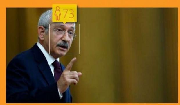 Microsoft'a göre Türk siyasetçilerin yaşları - Page 1