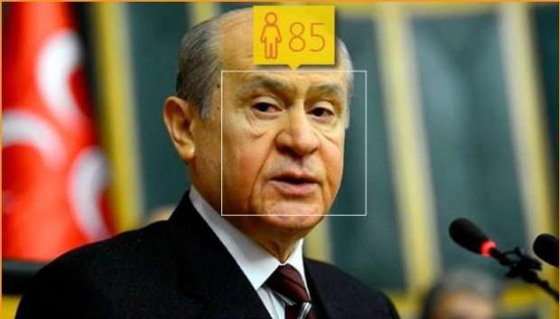 Microsoft'a göre Türk siyasetçilerin yaşları - Page 2