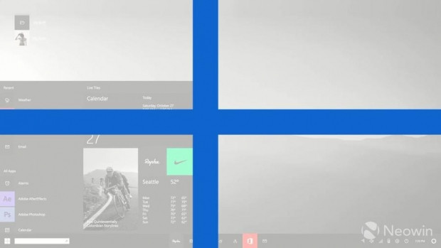Microsoft'tan Windows 10 tasarım konseptleri! - Page 2