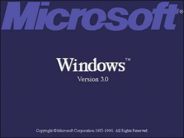 Microsoft'un 1985'ten 2011'e ekran açılış görüntüleri. - Page 4