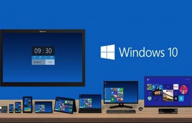 Microsoft'un Windows 10 etkinliğine dair her şey - Page 1