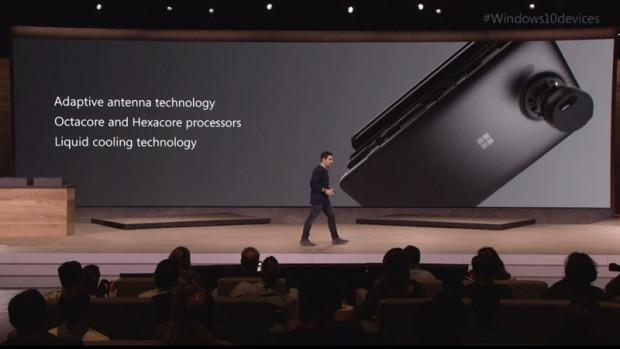 Microsoft'un yeni üst seviye akıllı telefonu: Lumia 950 - Page 2