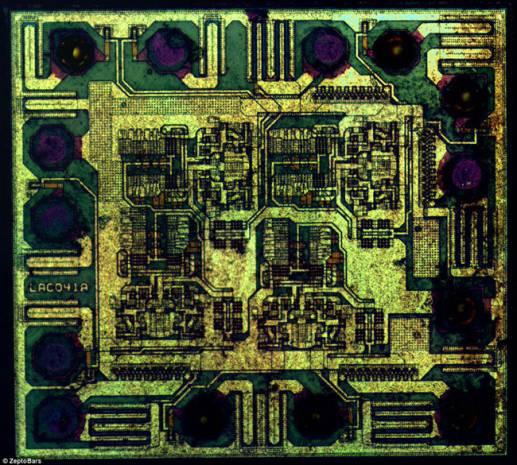 Mikro çiplere daha yakından bakın - Page 1