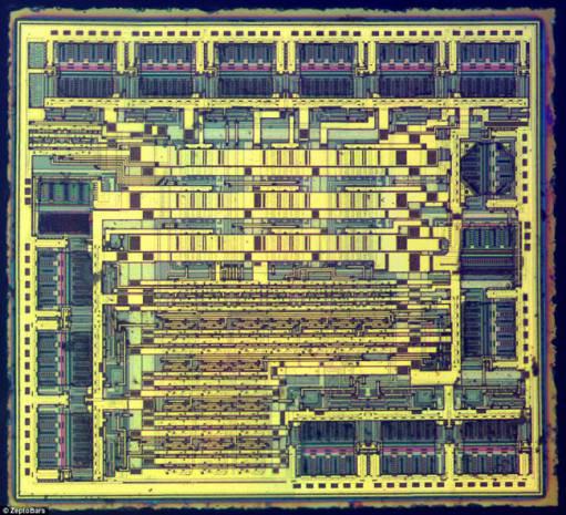 Mikro çiplere daha yakından bakın - Page 2
