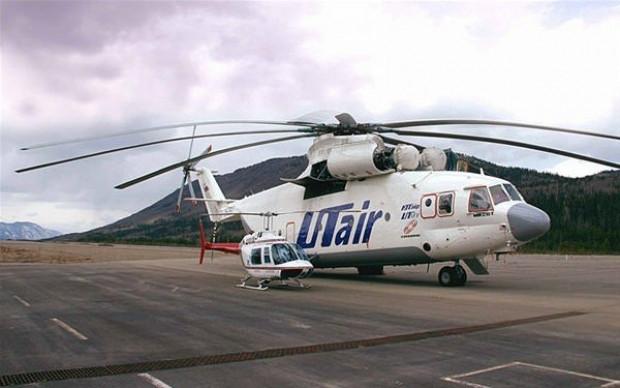 Mil Mi-26 bir İtfaiye aracını rahatlıkla taşıyor! - Page 2