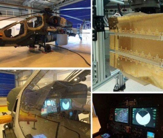 MİLDAR, ATAK helikopterine entegre edildi - Page 1