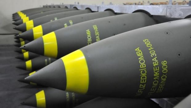 Milli bombamız sığınakları bile delebiliyor - Page 2