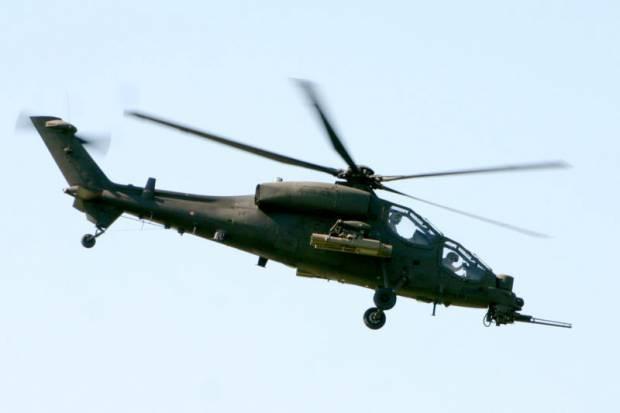 Milli helikopterimizin mükemmel şovu - Page 1