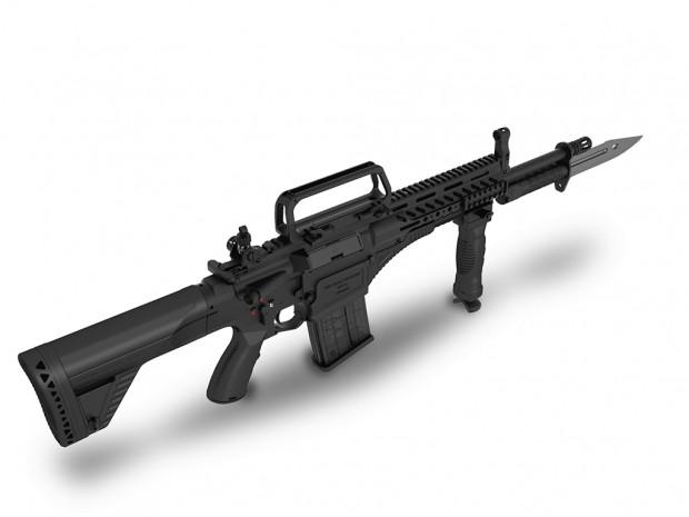 Milli Piyade Tüfeği MPT-76 tüm NATO testlerini geçti - Page 3