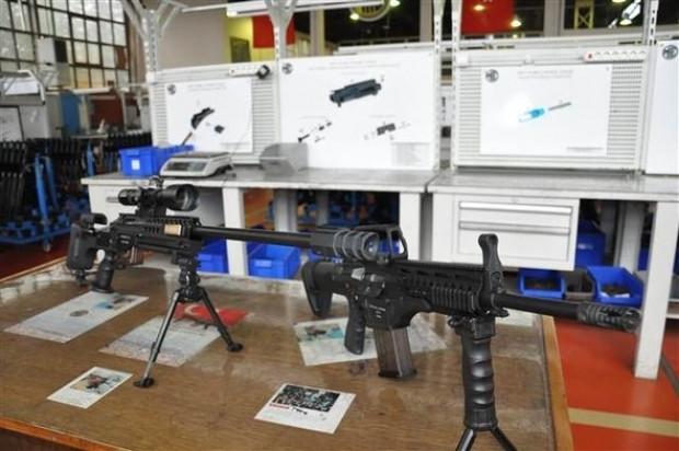 Milli Piyade Tüfeği MPT-76'nın üretim aşaması - Page 1