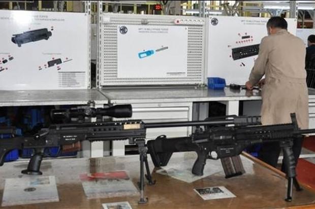 Milli Piyade Tüfeği MPT-76'nın üretim aşaması - Page 2