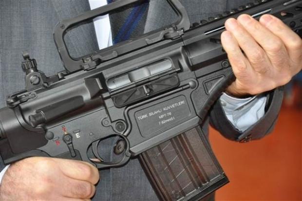 Milli Piyade Tüfeği MPT-76'nın üretim aşaması - Page 3