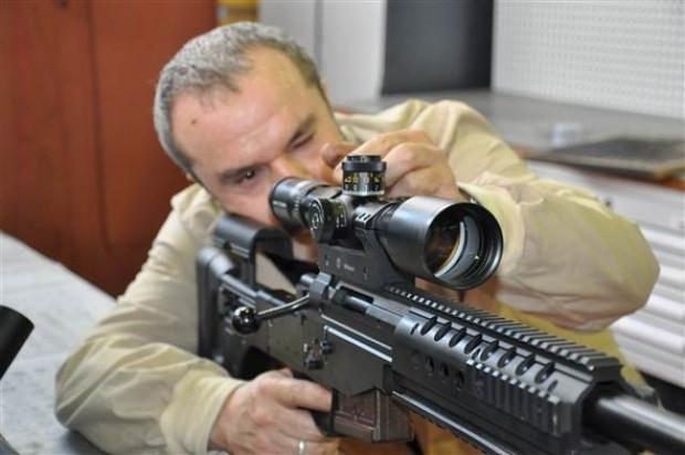 Milli Piyade Tüfeği MPT-76'nın üretim aşaması - Page 4