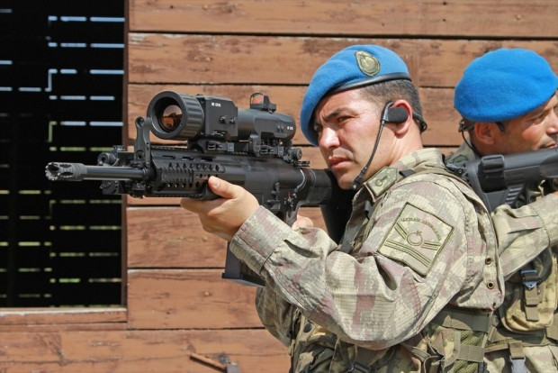 Milli tüfeğimiz MPT-76'nın teslimatına başlandı - Page 4