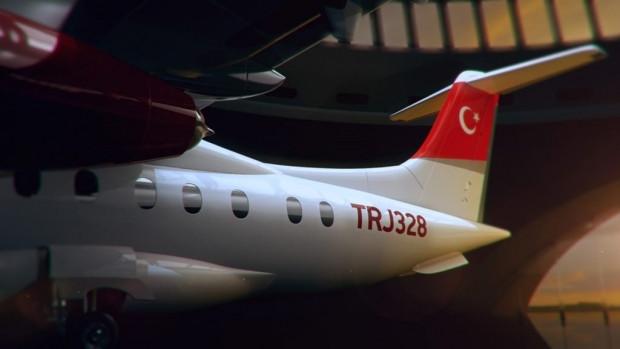 'Milli uçak' TR-Jet görücüye çıkıyor! - Page 1