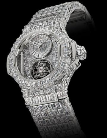Milyon dolarlık en pahalı saatler! - Page 1