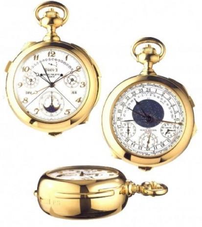 Milyon dolarlık en pahalı saatler! - Page 2