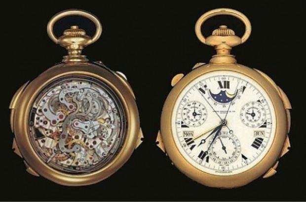 Milyon dolarlık en pahalı saatler! - Page 3