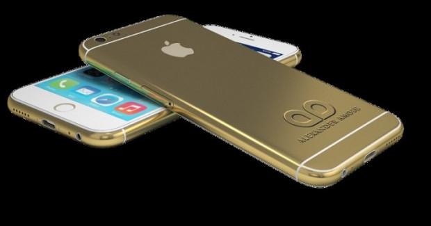 Milyon dolarlık iPhone 6 - Page 1