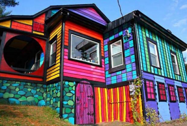 Mimarileri ve iç tasarımlarıyla hayran bırakan evler - Page 4