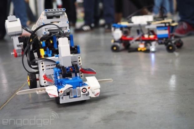 MINDSTORMS Manhattan robot yarışması - Page 1