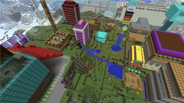 Minecraft Microsoft'un yüzünü güldürdü - Page 3