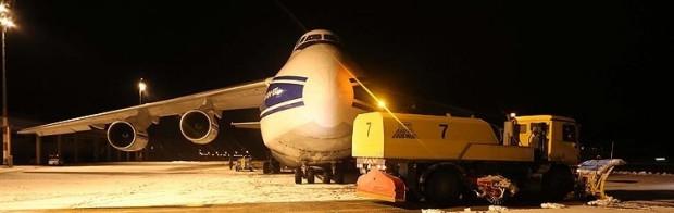 """""""Minik Kelebek"""" lakaplı Antonov 124 tipi Rus yapımı kargo uçağı Bursa'da - Page 2"""