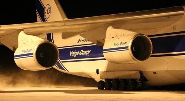 """""""Minik Kelebek"""" lakaplı Antonov 124 tipi Rus yapımı kargo uçağı Bursa'da - Page 3"""