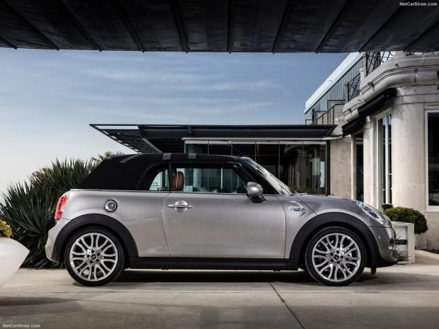 Mini'nin 2016 model yeni otomobili 150 Convertible Edition - Page 1