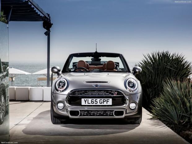 Mini'nin 2016 model yeni otomobili 150 Convertible Edition - Page 3