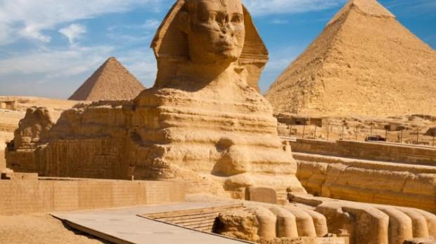 Mısır Piramitlerinin 9 İlginç Özelliği - Page 1
