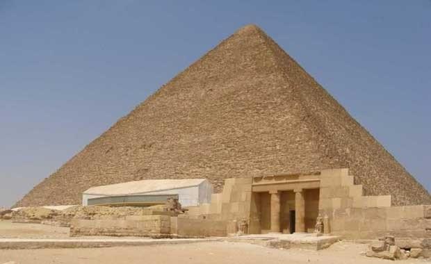 Mısır Piramitlerinin içindeki gizem - Page 1