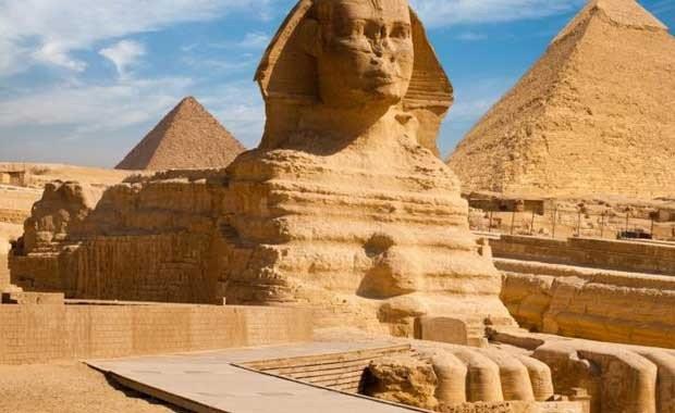 Mısır Piramitlerinin içindeki gizem - Page 2