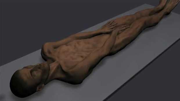 Mısır'da ölüler nasıl mumyalanırdı? - Page 4