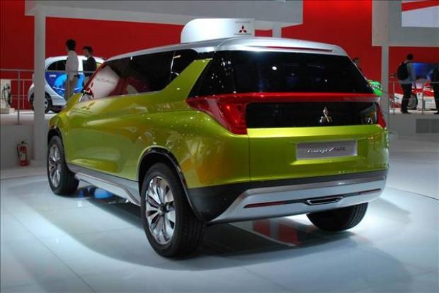 Mitsubishi 3 konsept aracını tanıttı - Page 2