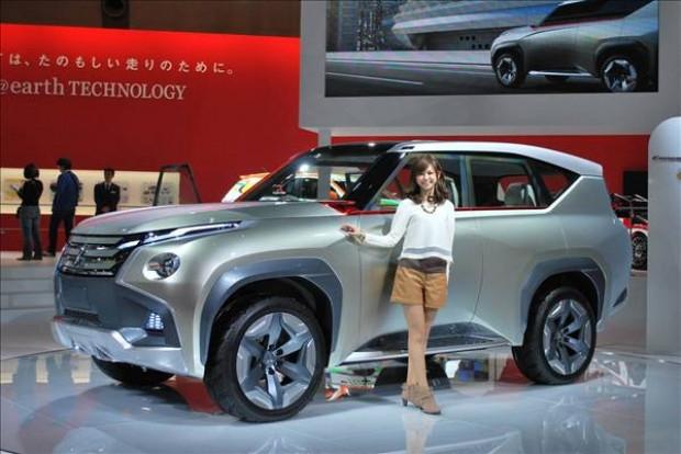 Mitsubishi 3 konsept aracını tanıttı - Page 3