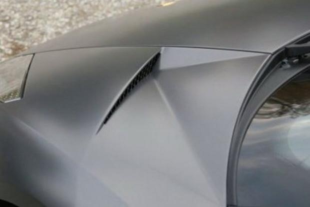 Mitsubishi marka otomobilini Lamborghini Aventador'a dönüştürdü - Page 2