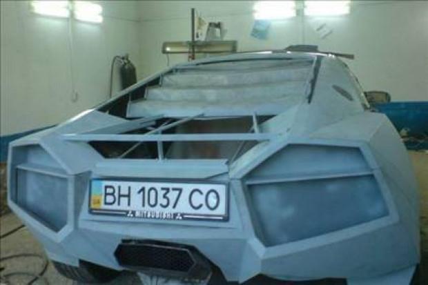 Mitsubishi modeli Lamborghini'ye böyle dönüşüyor - Page 1