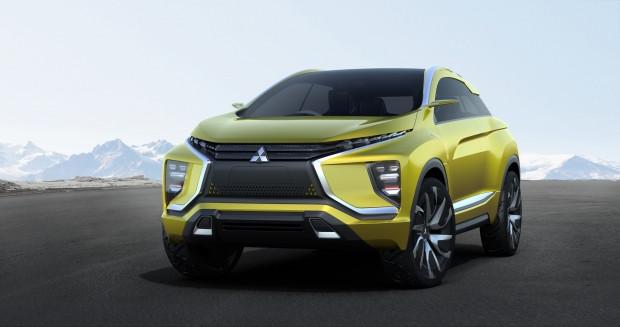 Mitsubishi'den Cenevre'de konsept şov! - Page 1