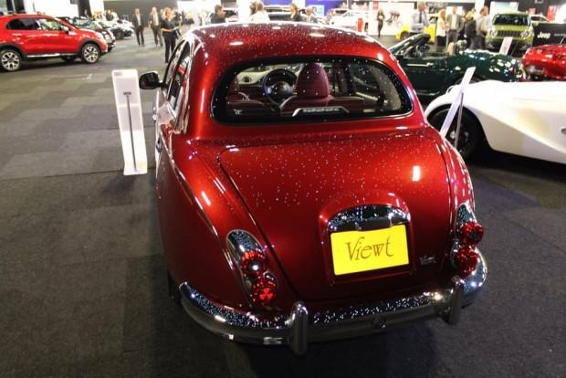 Mitsuoka Londra Motor Show'da garip ve lüks araçlar sergilendi - Page 3
