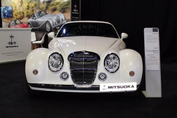 Mitsuoka Londra Motor Show'da garip ve lüks araçlar sergilendi - Page 4