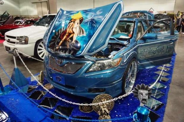 Modifiye araç fuarı 'DUB Show'  göz kamaştırdı - Page 3