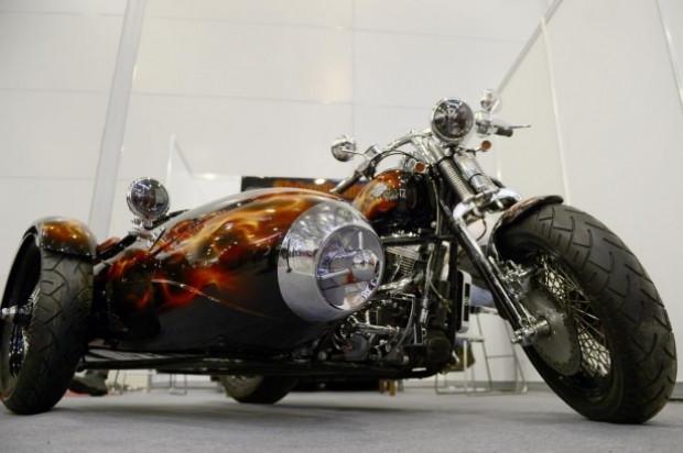 Modifiye motorsikletler büyüledi! - Page 2